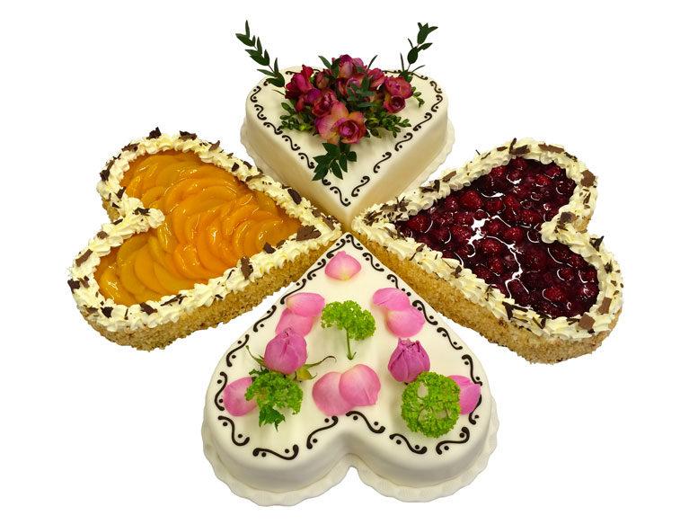 Kleeblatt Torte 33 Nowak Konditorei Und Backerei Bio Backerei